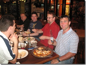 From L-R: David Gardiner, Keith Zerna, Paul Stovell, Steve Burger, Darren Neimke