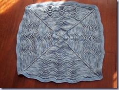 Ondas Baby Blanket
