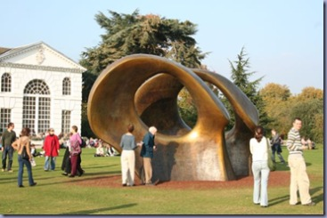 Kew Gardens with Henry Moore 088