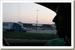 Hedge Walmart