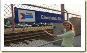 Cleveland train station